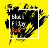 Vendita eccellente di Black Friday Illustrazione Vettoriale