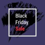 Vendita eccellente di Black Friday Royalty Illustrazione gratis
