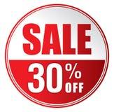 Vendita 30% fuori Fotografia Stock