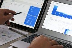 Vendita moderna di Digital Immagine Stock