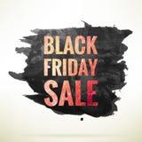 Vendita nera di venerdì ENV 10 Immagini Stock Libere da Diritti