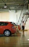 Vendite dell'automobile interne Immagine Stock Libera da Diritti
