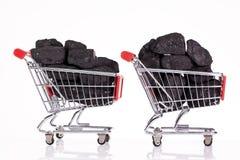 Vendite nere di venerdì Immagini Stock Libere da Diritti