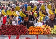 Venditore della frutta fotografia stock libera da diritti
