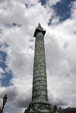 Vendome Column Royalty Free Stock Photos