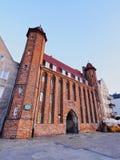 Vendor Gate in Gdansk, Poland Stock Photography
