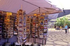 Vendor's shop- Berlin, Germany stock photo