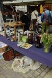 Vendor' s-Tabelle Stockfoto