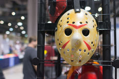 Vendredi 13ème Jason Voorhees Hocke Mask Images libres de droits