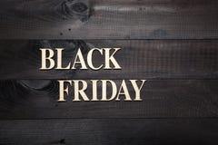 Vendredi noir Photos stock