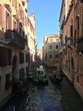 venecia街道  免版税图库摄影