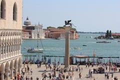 Venecia, Ιταλία Στοκ Φωτογραφία