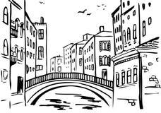 Venecia libre illustration