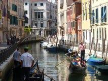 Venecia Royaltyfri Fotografi