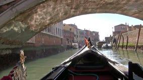 Venecia almacen de metraje de vídeo
