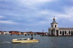 Venecia, aduanas, Marco Island, Véneto, Europa Imágenes de archivo libres de regalías