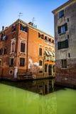 Venecia al día soleado brillante Fotografía de archivo