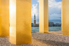 Venecia: arte y cultura Fotos de archivo