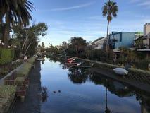 Venecia California Imagen de archivo libre de regalías