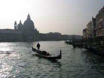 Venecia - canal Fotos de archivo