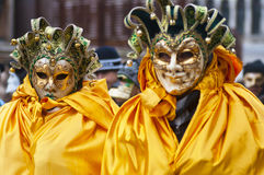 Venecia Carnevale-2012 Imágenes de archivo libres de regalías
