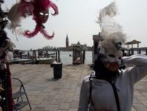 Venecia con amor Foto de archivo libre de regalías