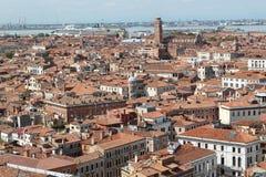 Venecia de la plaza San Marco Imágenes de archivo libres de regalías