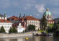 Venecia de Praga - de Praga Fotografía de archivo libre de regalías