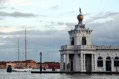 Venecia, della Dogana de Punta Imágenes de archivo libres de regalías