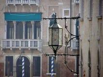 Venecia, detalles arquitectónicos Fotografía de archivo libre de regalías