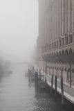 Venecia en otoño fotografía de archivo