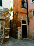 Venecia en verano Fotografía de archivo