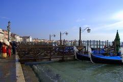 Venecia hermosa Foto de archivo libre de regalías