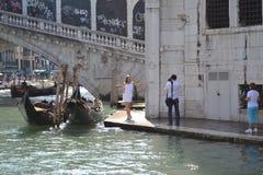 Venecia hermosa Fotos de archivo libres de regalías