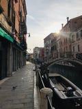 Venecia Italia fotos de archivo