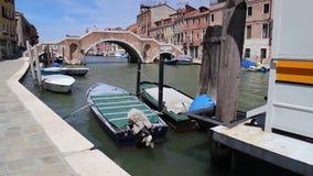 Venecia, Italia almacen de metraje de vídeo