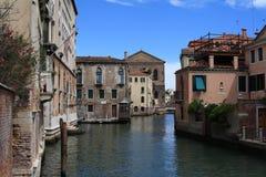 Venecia, Italia, año 2008 Foto de archivo libre de regalías