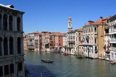 Venecia, Italia, año 2008 Imágenes de archivo libres de regalías