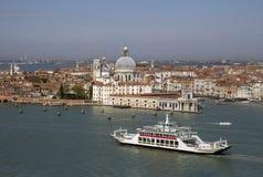 Venecia, Italia Visión desde arriba Fotos de archivo libres de regalías