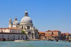 Venecia, Italy, Grand Canal Royalty Free Stock Photo
