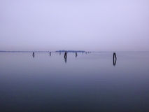 Venecia Laguna fotografía de archivo