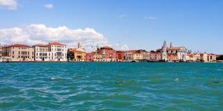 Venecia, lugar del recorrido Imagenes de archivo