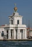Venecia - Punta Dogana, aduanas Imagen de archivo libre de regalías