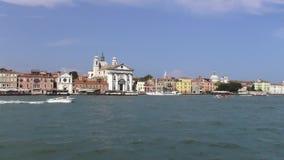 Venecia - una ciudad en el agua metrajes