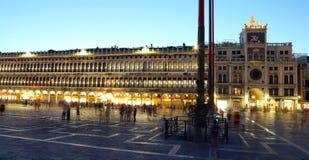 Venecia, VE - Italia 10 de julio de 2015: el palacio antiguo llamó Proc Imagen de archivo libre de regalías