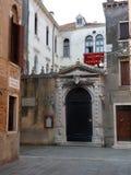 Venecia - ` Vendramin Calergi del Ca Foto de archivo