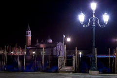 Venecia (vista al Isola Della Giudecca) Imagen de archivo