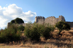 Venecian Fortress in Greece Royalty Free Stock Photography