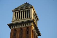 Venecian Kontrollturm Lizenzfreie Stockfotografie