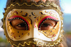 Venecian mask Stock Image